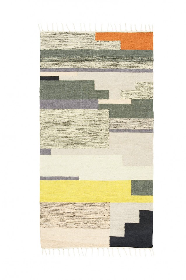 AARI cotton rug / client: Design from Scandinavia