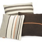 KAINU cushion covers, 100% finnish lambswool      /client: Kainu