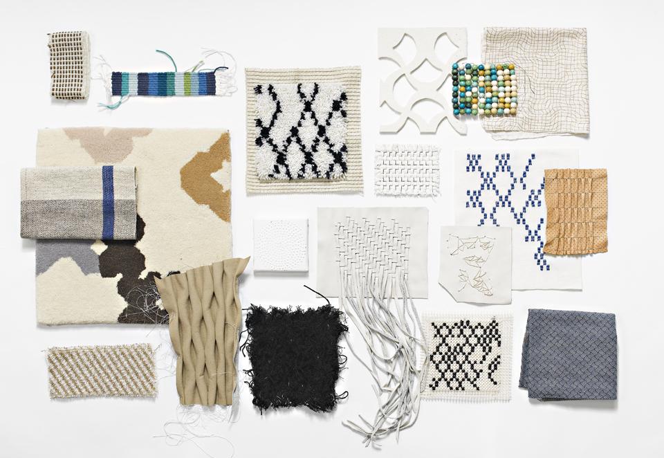 Los textiles de Elina Helenius