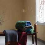 Revontuli blanket for Lapuan Kankurit