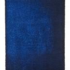 YÖ ryijy rug, handwoven by artisan Sanna Reinikainen, photo Jarkko Översti